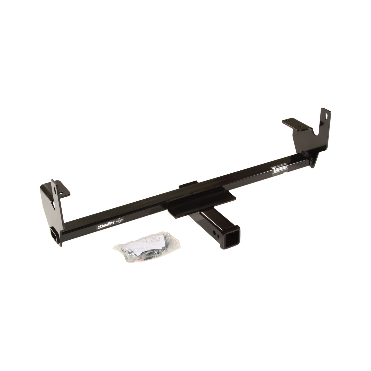 Drawtite 65060 Front Mount Receiver; 500 lbs. Weight Carr...