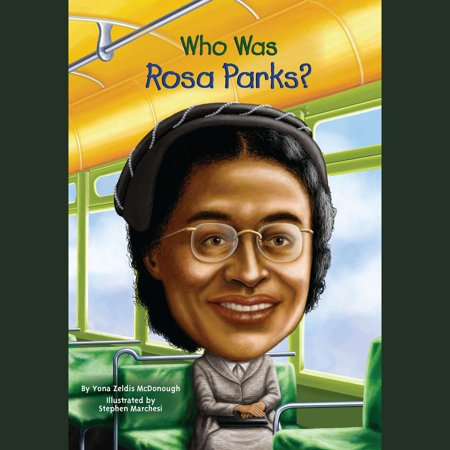 Who Was Rosa Parks? - Audiobook