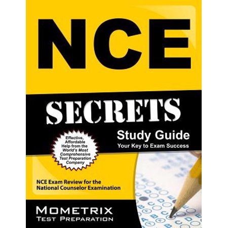 Nce Secrets Study Guide : Nce Exam Review for the National Counselor