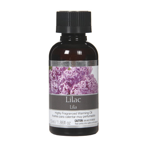 Elegant Expressions by Hosley Small Warming Oil, Lilac