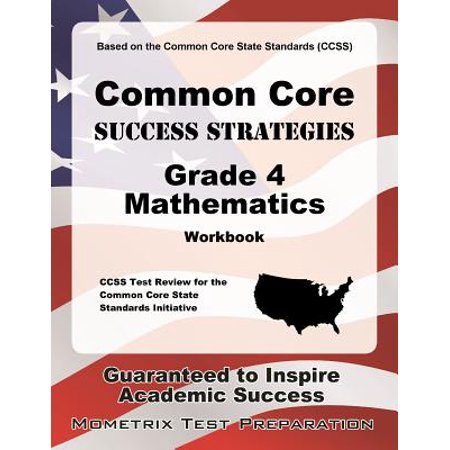 Common Core Success Strategies Grade 4 Mathematics Workbook [With Answer (Envision Math Grade 6 Workbook Answer Key)