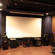 """100"""" 16:9 Polyester Simple Soft Portable Foldable Semi-Transparent Projector Screen No Creases Hd Home Theater Outdoor Or Indoor 3D Movies"""