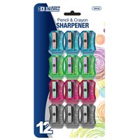 New 401633   Transparent Square Pencil Sharpener 12 / Pack (24-Pack) School Supplies Cheap Wholesale Discount Bulk Stationery School Supplies Diamonds