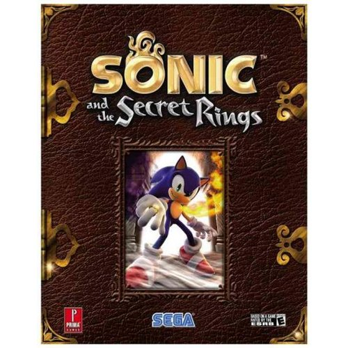 Sonic and the Secret Rings: Prima Official Game Guide