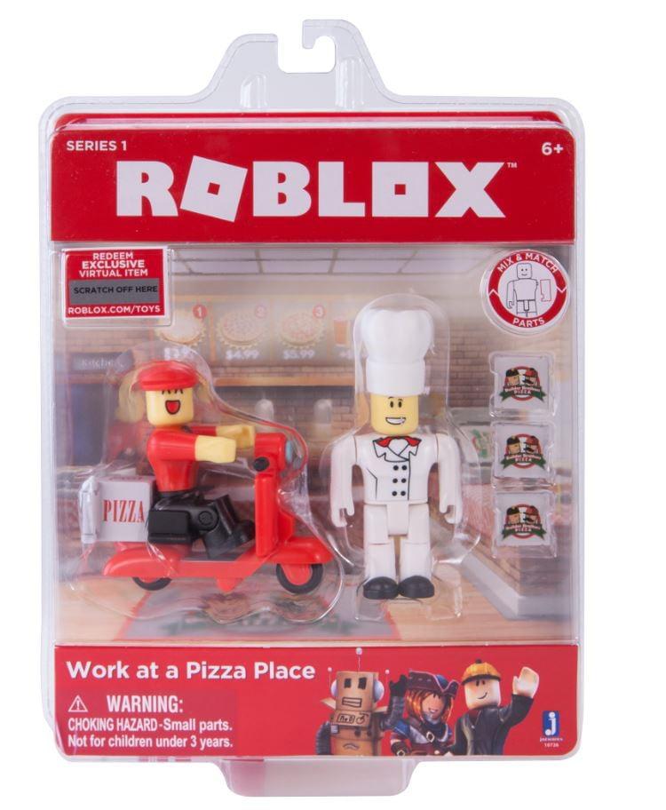 Roblox Work At A Pizza Place Game Pack Walmart Com Walmart Com