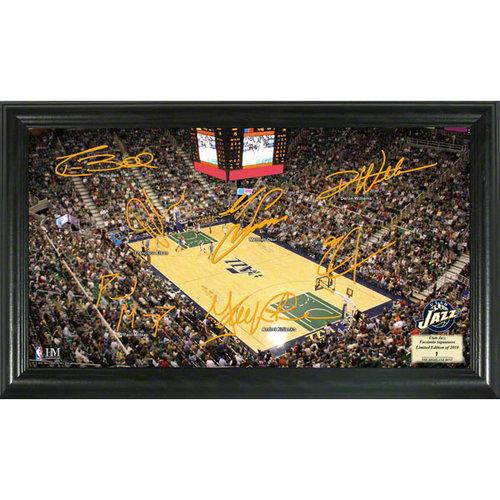 NBA - Utah Jazz Signature Court