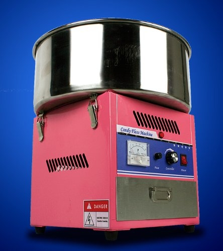 "20"" High Power Commercial Electric Cotton Candy Machine I"