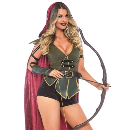 Leg Avenue Womens Ravishing Robin Hood Costume