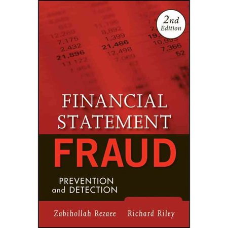 Financial Statement Fraud  Prevention And Detection