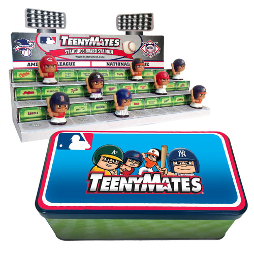 MLB Teenymates Collectors Tin