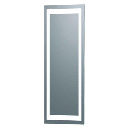 Afina LED Standing Tilt Dressing Cheval Floor Mirror - Walmart.com