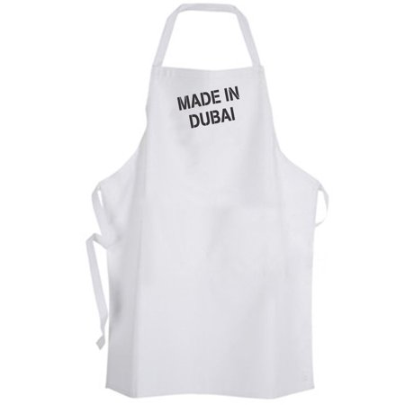 Aprons365 - Made in Dubai – Apron - Born Raised Pride (Dubai Gifts)
