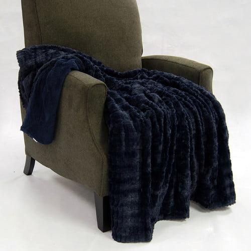 BOON Throw & Blanket Fulton Faux Fur Throw