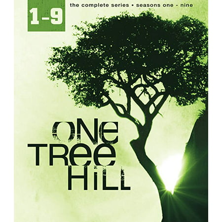 One Tree Hill: The Complete Seasons 1-9 (DVD) (All 9 Seasons One Tree Hill)
