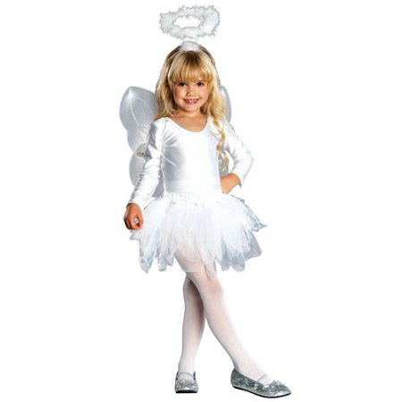 Angel Toddler Halloween Costume, Size 3T-4T](Fallen Angel Halloween Costume)