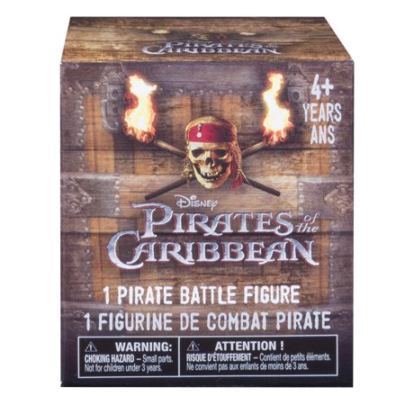 Pirates of the Caribbean: Dead Men Tell No Tales - Pirate Battle Figure - Jack - Pirates Of The Caribbean Jack Sparrow