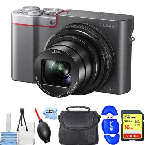 Panasonic Lumix DMC-ZS100 Digital Camera (Silver)!! STARTER BUNDLE BRAND NEW!!