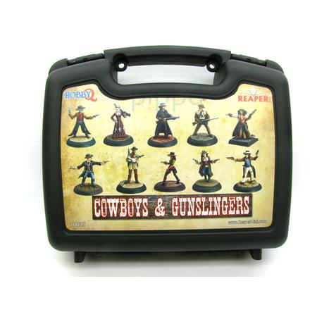 Reaper Miniatures Cowboys And Gunslingers #10035 Boxed Sets D&D RPG Mini Figure