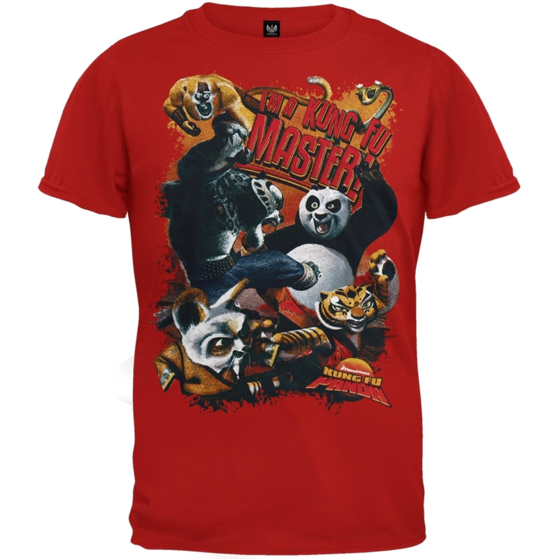 Kung Fu Panda - I'm A Master Juvy T-Shirt