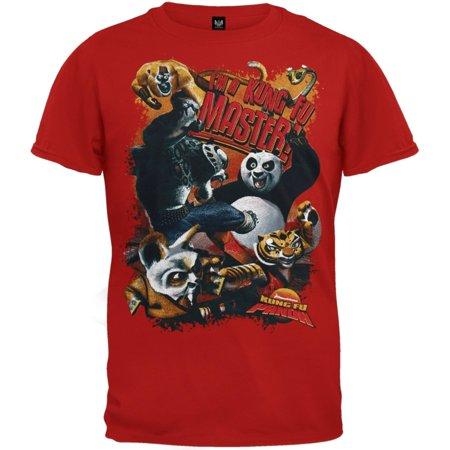 - Kung Fu Panda - I'm A Master Juvy T-Shirt