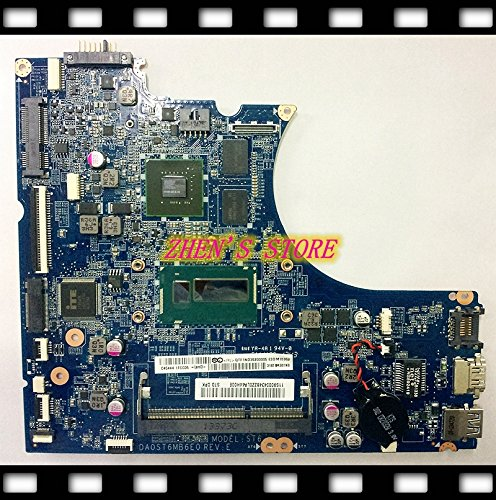 LENOVO 5B20G00850 Lenovo Flex 2 15 Laptop Motherboard w/ AMD A8-6410 2.0Ghz CPU, L Wholesale laptop motherboard for Lenovo Flex 14 with CPU SR16Q non
