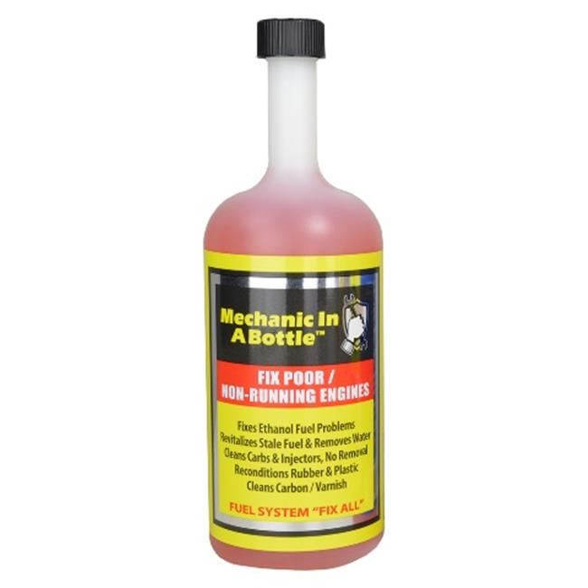 B3C Fuel Solutions 2-024-1 Mechanic In A Bottle 24 oz. Bottle