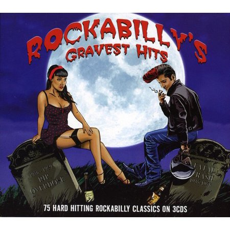 Halloween's Gravest Hits (Rockabilly's Gravest Hits / Various)
