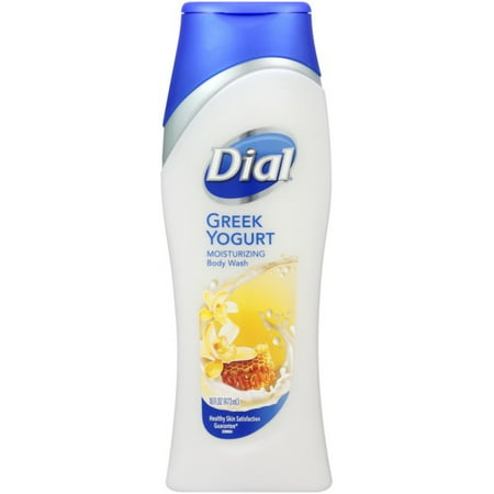 Dial Yogurt - 6 Pack - Dial Nourishing Body Wash, Greek Yogurt 16 oz
