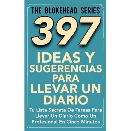 397 Ideas y Sugerencias para Llevar un Diario - eBook - Ideas Para Halloween