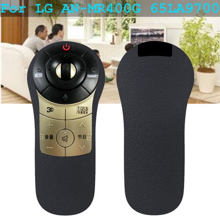 Remote Conteol Silica Gel Cover Case for LG AN-MR400G 65LA9700-UA 55LA9700-UA TV Accessories Notice:1. Please allow 1-3mm error due to manual measurement.Pls make sure you do not mind before you bid.2. The color may have different as the difference display,pls understand.3. Lanyard is not included.Package Contents:1 x Remote case (only case, remote is not included)