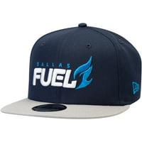 Dallas Fuel Overwatch League New Era Two-Tone Team Snapback Adjustable Hat - Navy - OSFA