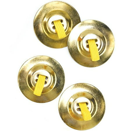 Golden Finger Cymbals](Sliced Fingers Halloween)