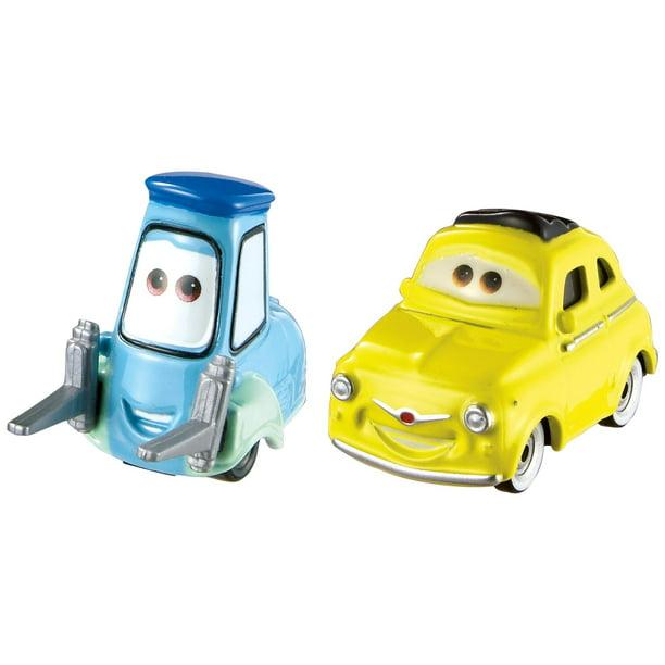 Disney Pixar Cars 3 Luigi Guido 1 55 Scale Die Cast Vehicles