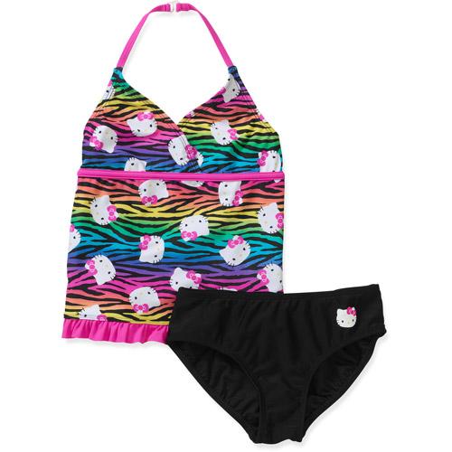 Hello Kitty Girls Licensed Swim