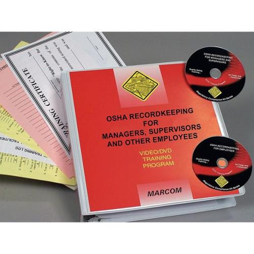 Marcom V0000189SO Regulatory Compliance Training, DVD