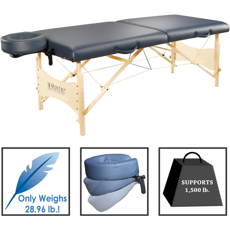 """Master Massage 25"""" Skyline Light Weight Portable Massage ..."""