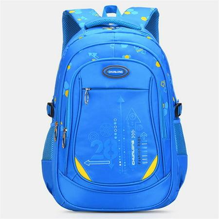 Back to School Backpacks, Boys Girls Primary Junior High School Bag Bookbag Backpack