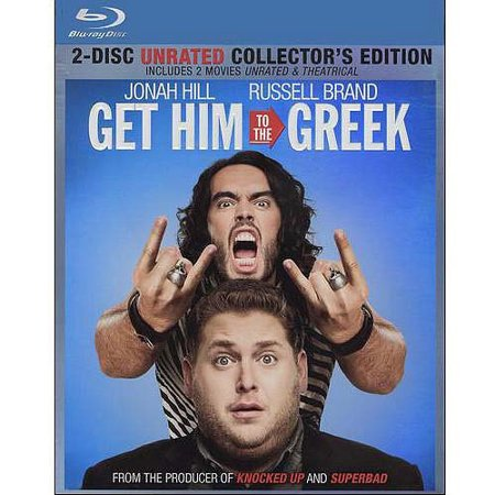 Get Him To The Greek (Unrated Collector's Edition) (Blu-ray) (Christina Aguilera Get Him To The Greek)