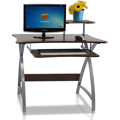 Furinno FNBL-22005 Besi New Office Computer Desk