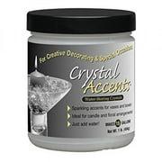 Crystal Accents CA-100D Diamond White 1-Pound Jar