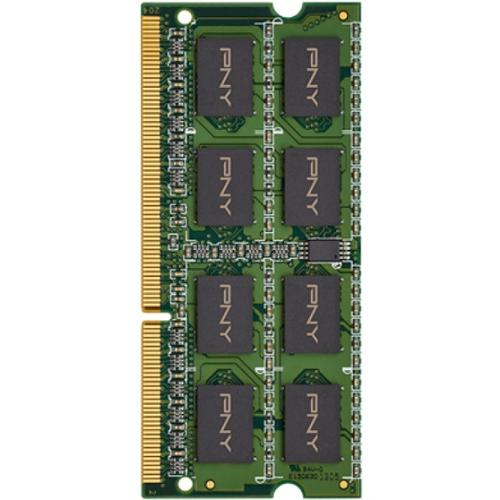 PNY TECHNOLOGIES PNY PERFORMANCE 8GB DDR3 1600MHZ (PC3-12800) CL11 1.35/1.5V NOTEBOOK MEMORY DUAL