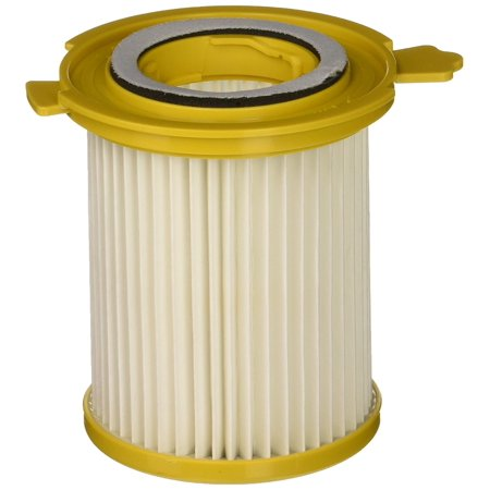 Dirt Devil F12 Filter - Dirt Devil F12 Long-Life HEPA Filter; WASHABLE & REUSABLE; Compare to Dirt Devil Part# 3KD1680000, 3-KD1680-000 F12 Vision Canister Filter; Designed & Engineered by By Crucial Vacuum