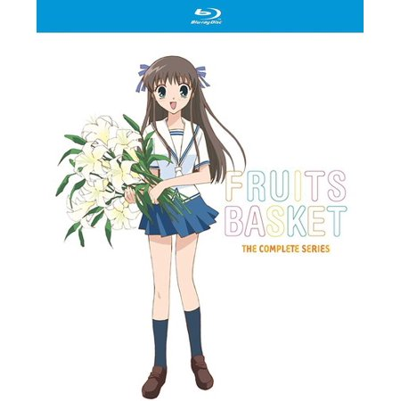 Fruits Basket: Complete Series (Blu-ray) (Fruits Basket Dvd Set)