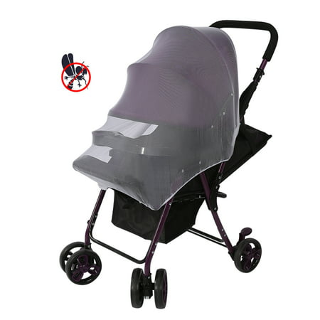Mosquito Net For Strollers Car Seat And Infant Carrier Universal Size