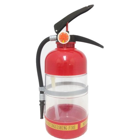 Cocktail Shaker (Volume: 1.5 L), Fun way to combine game and drink together. Pour different drinks and mix well. Press the handle and the drink comes out. Product Size: 5x13x5