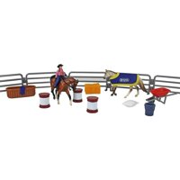 Breyer Stabemates Western Horse Play Set (1:32 Scale)