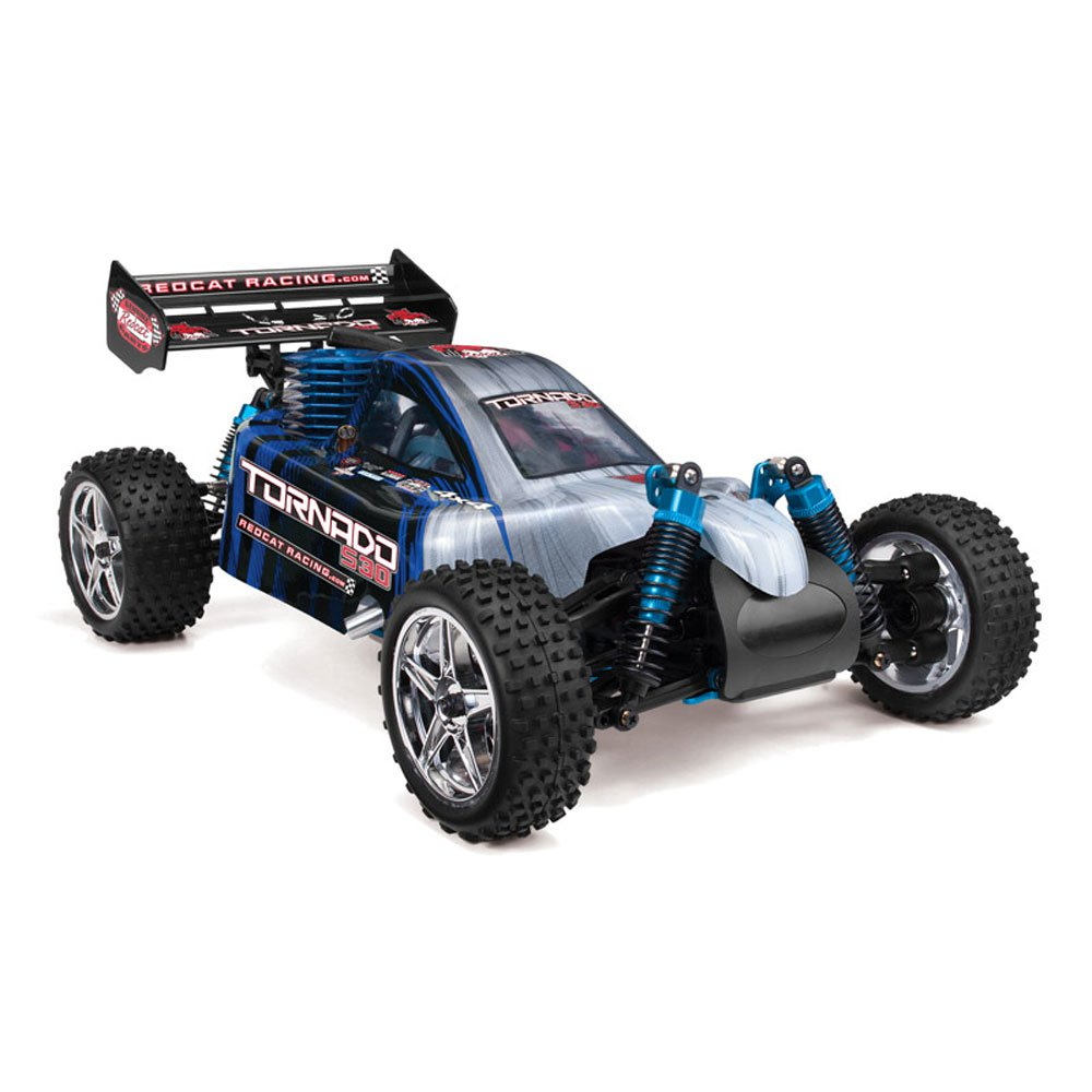 REDCAT Tornado S30 SH-18 3cc Motor RC Nitro Buggy Vehicle...