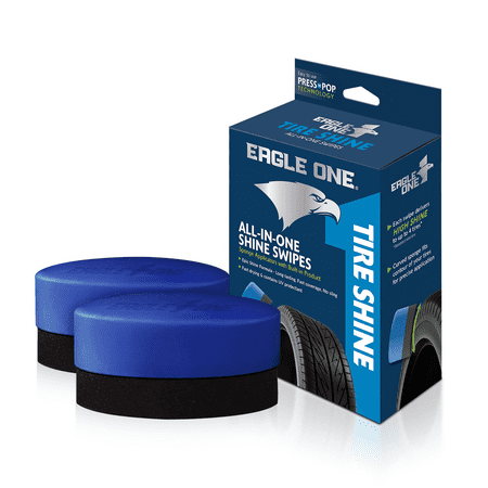eagle   tire shine sponge walmartcom