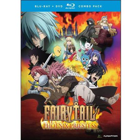 Fairy Tail: Phoenix Priestess (Blu-ray + DVD) (Japanese) - Fairy Tail Halloween Gray