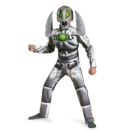 Boys Metanoid Redakai Cartoon Halloween Costume - Halloween Kids Cartoon